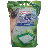 Panzi zöldalma illatú szilikonos macskaalom