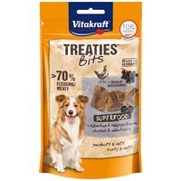 Vitakraft Treaties Bits Superfood puha jutifalatkák csirkehússal és bodzával kutyáknak