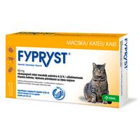 Fypryst rácsepegtető oldat macskáknak