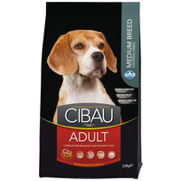 Cibau Adult Medium kutyaeledel közepes testméretű kedvenceknek
