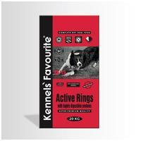 Kennels' Favourite Active Rings   Táp aktív életet élő felnőtt kutyáknak