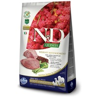 N&D Dog Grain Free Quinoa Weight Management Lamb – Súlykontroll