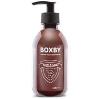 Boxby Nutritional Oil Skin & Coat lazacolaj bárányzsírral, spirulinával és fokhagymával
