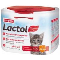 Beaphar Lactol Kitty Milk - Tejpótló kölyökcicáknak taurinnal