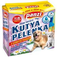 Panzi kutyapelenka a szobatisztaságért