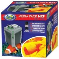 Aqua Nova szűrőanyag csomag NCF akváriumi külső szűrőkhöz