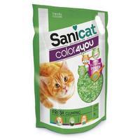 Sanicat Color4You Green Fresh macskaalom