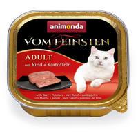 Animonda Vom Feinsten – Marhahúsos és burgonyás