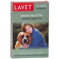 Lavet tabletta idős kutyák részére