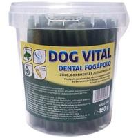 Dog Vital Dental fogápoló jutalomfalatok borsmentával és klorofillal