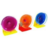 Néma futókerék műanyag talpas állvánnyal (14 cm)