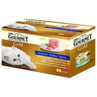 Gourmet Gold pástétom – Multipack (4 x 85 g)