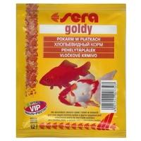 Sera Goldy Gran szemcsés aranyhaltáp