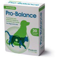 Protexin Pro-Balance probiotikus és prebiotikus rágótabletta kutyáknak és macskáknak