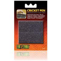 Exo Terra Cricket Pen Replacement Foam - Pótszivacs