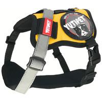 Yutipet RnD párnázott biztonsági kutyahám (Sárga)