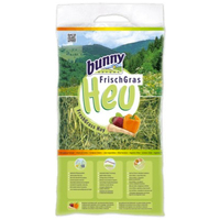 bunnyNature FreshGrass Hay with Vital-Vegetable