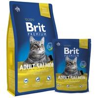 Brit Premium Cat Adult Salmon | Komplett macskatáp lazaccal