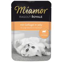 Miamor Cat Ragout Royale Kitten - Alutasak eledel szárnyashússal