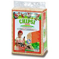 Chipsi Super forgács kisemlősöknek