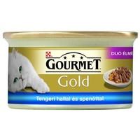 Gourmet Gold Duó tengeri hallal, spenótos szószban