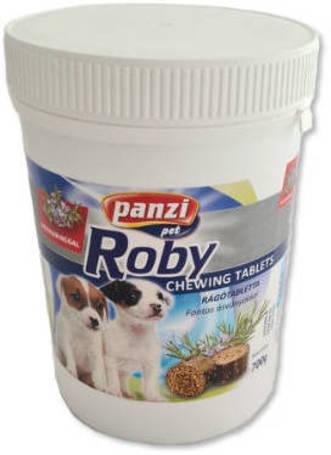 Panzi Roby csonterősítő rágótabletta kutyáknak