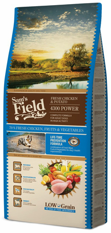 Sam's Field Fresh 4300 Power Chicken & Potato