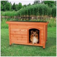 Trixie Natura lapos tetős fa kutyaház