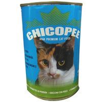 Chicopee halas macskakonzerv
