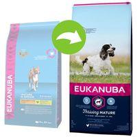 Eukanuba Senior Medium | Szuperprémium kutyaeledel idős kutyáknak | Közepes testméretű fajtáknak