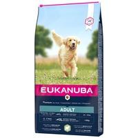 Eukanuba Adult Lamb & Rice Large | Szárazeledel bárányhússal és rizzsel nagytestű felnőtt kutyáknak | Szuperprémium minőség