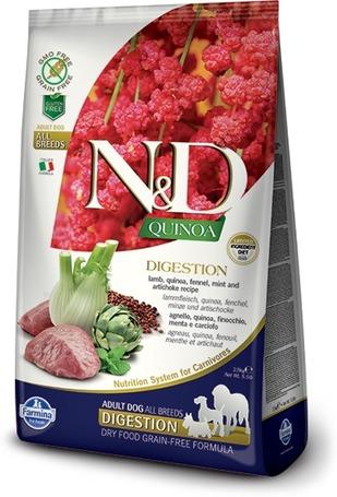 N&D Dog Grain Free Quinoa Digestion Lamb