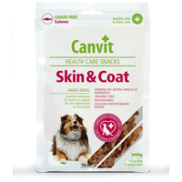 Canvit Health Care Skin & Coat Snack