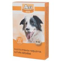 Alfi Multivitamin tabletta kutyák részére