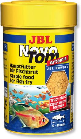 JBL NovoTom Artemia por eleség ivadék halaknak