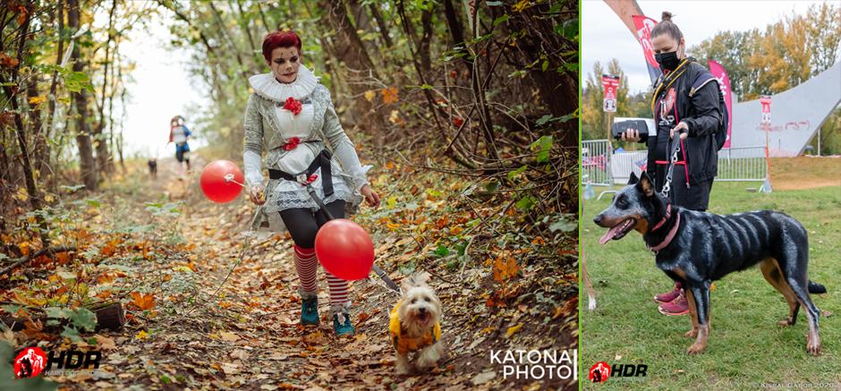 Hard Dog Race - Halloween - Dunaújváros - 2020. október 31.