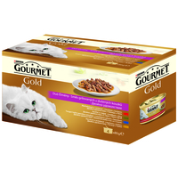 Gourmet Gold Duó – Multipack (4 x 85 g)