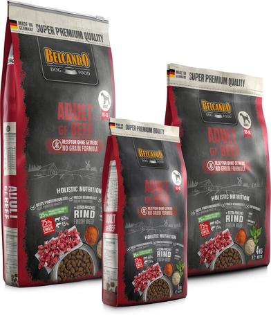 Belcando Adult Grain-Free Beef | Táp érzékeny, allergiás kutyáknak