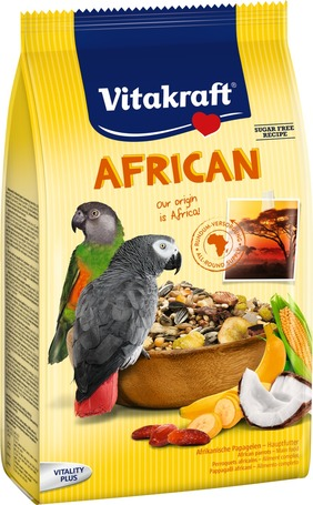 Vitakraft African jákópapagáj eledel