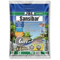 JBL Sansibar Grey természetes akvárium talaj (szürke)
