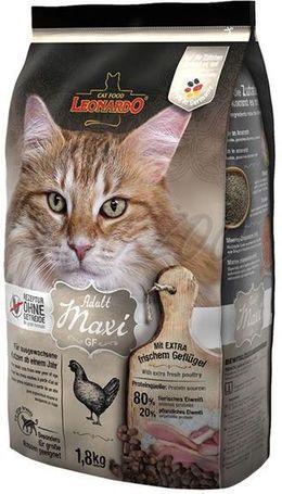 Leonardo Adult Grain-Free Maxi száraztáp nagytestű macskáknak