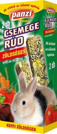 Panzi rúd nyúl zöldség 302843 2darab