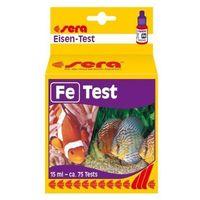 Sera Fe Test – Akváriumi vaskoncentráció ellenőrzésére