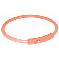 Trixie Safer Life narancssárga világító nyakgyűrű kutyáknak