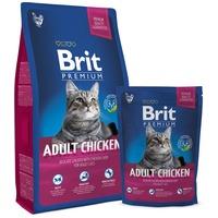 Brit Premium Cat Adult Chicken - Csirkehúsos eledel felnőtt macskáknak