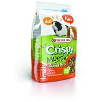 Versele-Laga Crispy Muesli Guinea Pigs | Minőségi keverék tengeri malacok részére +C vitaminnal