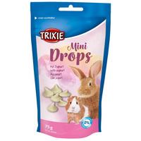 Trixie joghurtos Mini Drops rágcsálóknak és nyulaknak