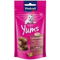 Vitakraft Cat Yums extra puha májas jutalomfalatkák macskáknak
