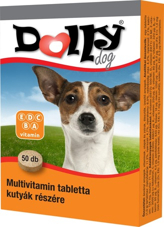 Dolly multivitamin kutyáknak