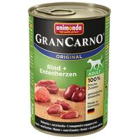 Animonda GranCarno Adult kacsaszíves és marhahúsos konzerv